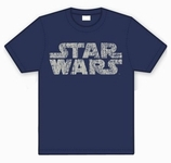 Star Wars Shirt - Retro Logo
