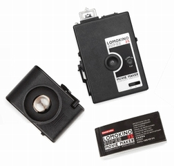 LomoKino Camera mit Viewer Pack