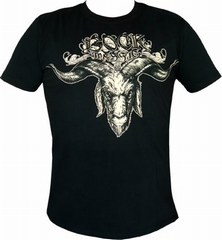 Shirt - Bock Massig - schwarz